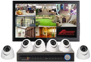 trust audio experts to design and install your video camera system monitor your loved ones or keep an eye on - Residential Security Cameras